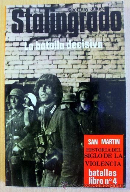 STALINGRADO - ED. SAN MARTÍN (Militar - Libros y Literatura Militar)