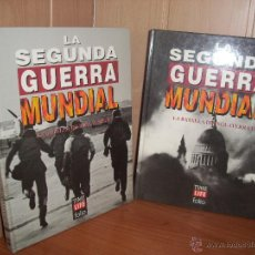 Militaria: LA SEGUNDA GUERRA MUNDIAL: LA BATALLA DE INGLATERRA I Y II - TIME LIFE FOLIO. Lote 61858226