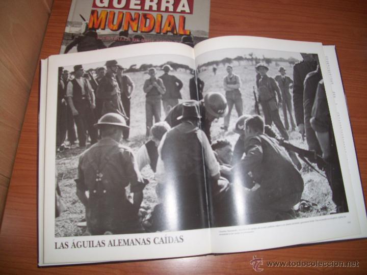 Militaria: LA SEGUNDA GUERRA MUNDIAL: LA BATALLA DE INGLATERRA I y II - TIME LIFE FOLIO - Foto 2 - 61858226