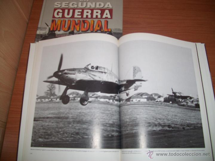 Militaria: LA SEGUNDA GUERRA MUNDIAL: LA BATALLA DE INGLATERRA I y II - TIME LIFE FOLIO - Foto 3 - 61858226