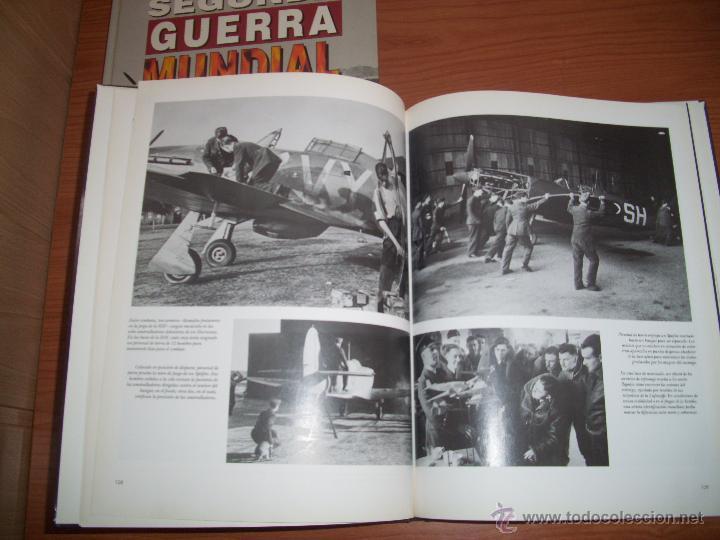 Militaria: LA SEGUNDA GUERRA MUNDIAL: LA BATALLA DE INGLATERRA I y II - TIME LIFE FOLIO - Foto 4 - 61858226