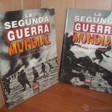 Militaria: LA SEGUNDA GUERRA MUNDIAL: LA GUERRA EN EL DESIERTO I Y II - TIME LIFE FOLIO. Lote 108297163