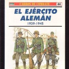 Militaria: CARROS DE COMBATE Nº 44 ( OSPREY MILITARY ). Lote 40860971