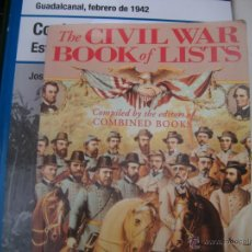 Militaria: THE CIVIL WAR FACT BOOK, . Lote 49527068