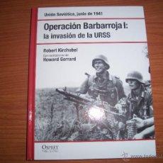 Militaria: OSPREY 2ª GM: OPERACION BARBARROJA I. Lote 48318160