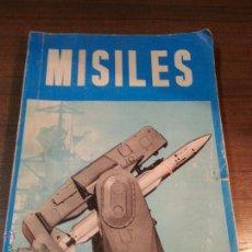 Militaria: MISILES. ESCUELA NAVAL MILITAR. MARIN 1972. IMPOSIBLE DE ENCONTRAR.. Lote 42265910