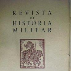 Militaria: REVISTA DE HISTORIA MILITAR Nº 32 1972 SERVICIO HISTORICO MILITAR. Lote 42405735