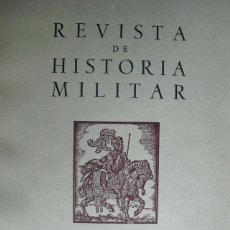 Militaria: REVISTA DE HISTORIA MILITAR Nº 30 1971 SERVICIO HISTORICO MILITAR. Lote 42406044