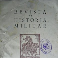 Militaria: REVISTA DE HISTORIA MILITAR Nº 23 1967 SERVICIO HISTORICO MILITAR. Lote 42406109