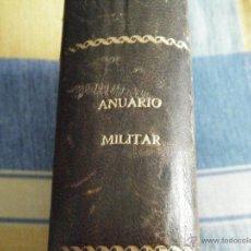 Militaria: ANUARIO MILITAR DE 1931. Lote 42831524