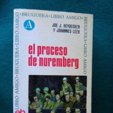 Militaria: EL PROCESO DE NUREMBERG. Lote 42846230