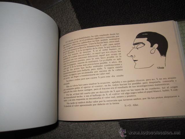 Militaria: Academia de Infanteria de Toledo promoción 1931 - 1934 libro con dibujos y texto de los cadetes. - Foto 8 - 42855918