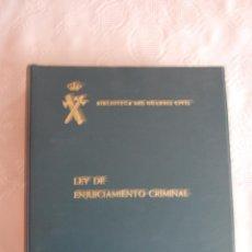 Militaria: BIBLIOTECA DEL GUARDIA CIVIL. LEY DE ENJUICIAMIENTO CRIMINAL (1992). . Lote 42898808