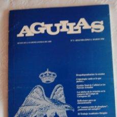 Militaria: AGUILAS. REVISTA DE LA ACADEMIA GENERAL MILITAR DEL AIRE. Nº 3. Lote 42899041