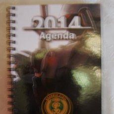 Militaria: AGENDA 2014 DEL GRUPO DE RESERVA Y SEGURIDAD (GRS).. Lote 43067297