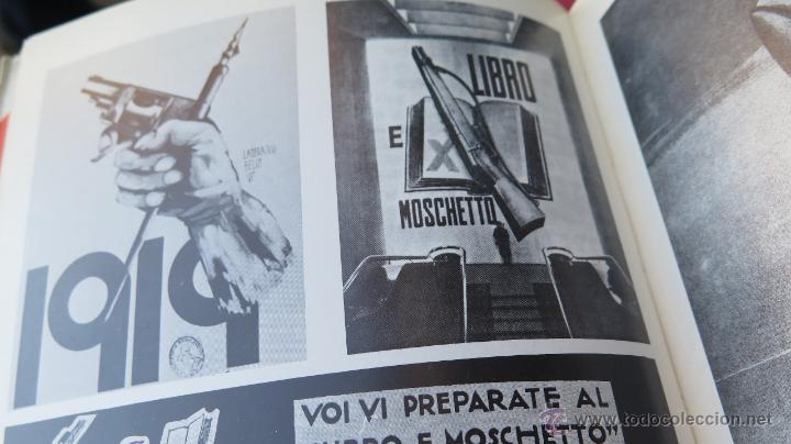Militaria: ARTE E IDEOLOGIA DEL FASCISMO. UMBERTO SILVA. ILUSTRADO - Foto 3 - 43070608