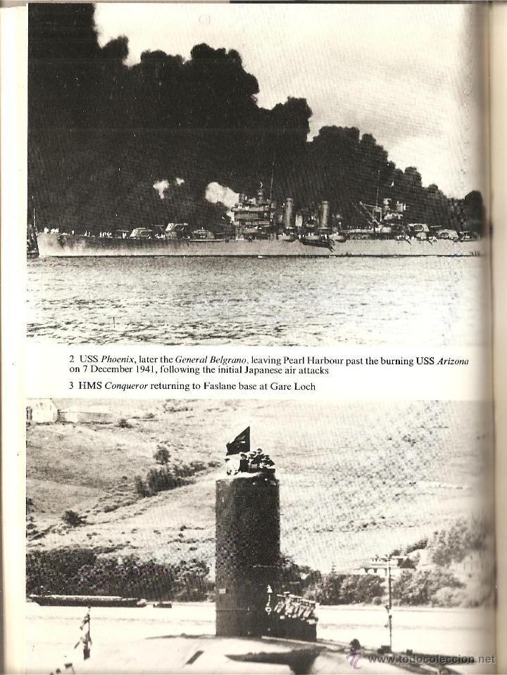 Militaria: THE SINKING OF THE BELGRANO ingles,el hundimiento en LAS MALVINAS de este crucero argentino - Foto 2 - 43078404