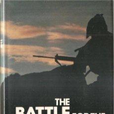 Militaria: THE BATTLE OF THE FAKLANDS INGLES LA GUERRA NAVAL EN LAS MALVINAS, 390 PGS. Lote 43153604