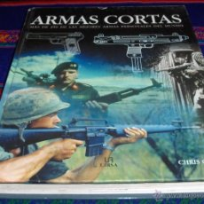 Militaria: ARMAS CORTAS POR CHRIS CHANT. LIBSA 2005. 260 PÁGINAS. TAPAS DURAS. MUY ILUSTRADO. RARO.. Lote 43646657