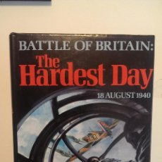 Militaria: THE HARDEST DAY 18 AUGUST 1940 - BATTLE OF BRITAIN. Lote 43690545