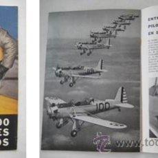 Militaria: 2.000.000 DE AVIADORES AMERICANOS. 1942. GOBIERNO ESTADOS UNIDOS. Lote 44213198