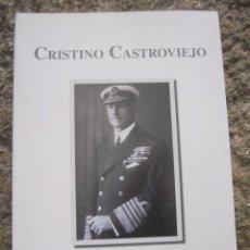 Militaria: GUERRA AL SUBMARINO OPERACION Q-SHIPS 1914/18 - CRISTINO CASTROVIEJO - EDI DAMARE 2012 + INFO. Lote 276622238