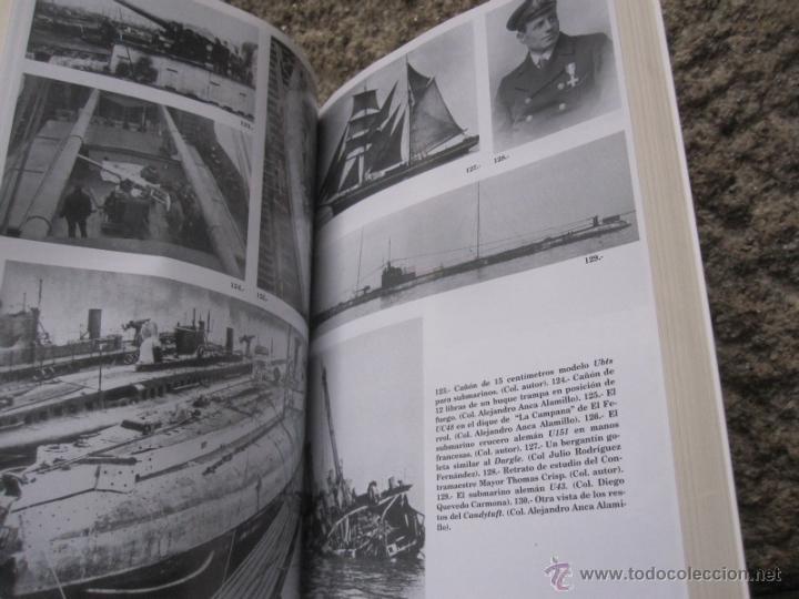 Militaria: GUERRA AL SUBMARINO OPERACION Q-SHIPS 1914/18 - CRISTINO CASTROVIEJO - EDI DAMARE 2012 + INFO - Foto 3 - 276622238