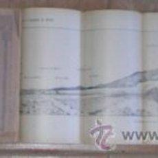 Militaria: CRONICA ARTILLERA DE LA CAMPAÑA DEL RIF DE 1909. 2 VOLS.. Lote 45268017