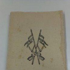 Militaria: LIBRO DE LA ACADEMIA DE CABALLERIA ( ALONSO LINAJE ) VALLADOLID 1955 .HISTORIA DE LOS REGIMIENTOS . Lote 45301136
