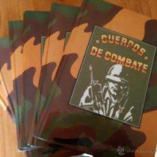 Militaria: CUERPOS DE COMBATE -- COLECCIÓN COMPLETA -- 6 TOMOS. Lote 45522925