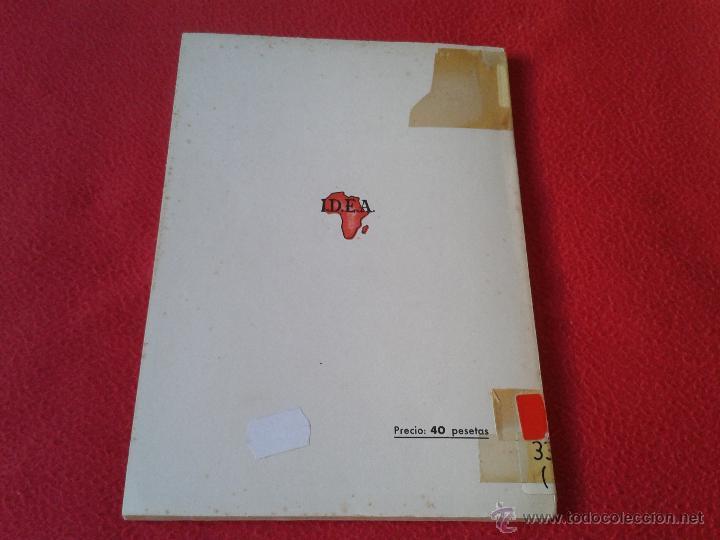 Militaria: LIBRO CONTRIBUCION DE LOS FARMACEUTICOS MILITARES A LA LABOR DE ESPAÑA EN EL NORTE DE AFRICA 1958 - Foto 4 - 45589332