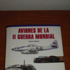 Militaria: AVIONES DE LA II GUERRA MUNDIAL. Lote 45681998