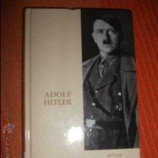 Militaria: ADOLFO HITLER. Lote 38213369