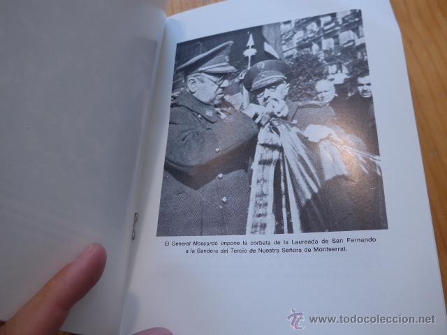 Militaria: Libro La aportacion catalanes a guerra liberacion. Guerra civil y Division Azul. 1975 - Foto 5 - 45898764