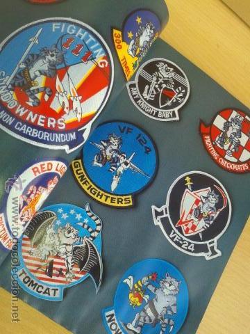 Militaria: IMPRESIONANTE LIBRO DE INSIGNIAS U.S PATCH AMERICANAS SEGUNDA GUERRA MUNDIAL 1ª EDI LEER DESCRPCION - Foto 6 - 45945395