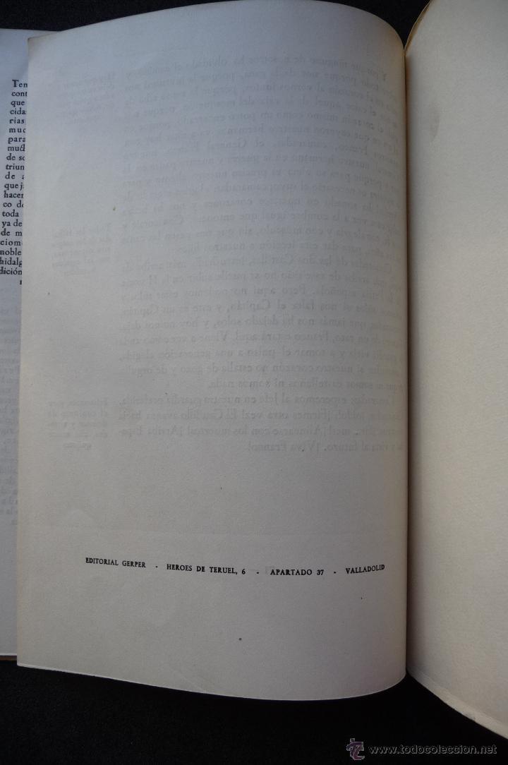 Militaria: (JX-1864)ALTO DE LOS LEONES DE CASTILLA,CONCENTRACION REGIONAL DE EX-COMBATIENTES DE DOS CASTILLAS - Foto 6 - 173923449