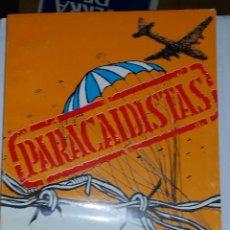 Militaria: LIBRO DE PARACAIDISTAS DE RAMCKE. Lote 66376695