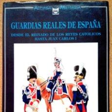 Militaria: GUARDIAS REALES DE ESPAÑA - JOSE MARIA BUENO. Lote 220111745