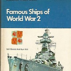 Militaria: FAMOUS SHIPS OF WORLD WAR 2. Lote 46731136