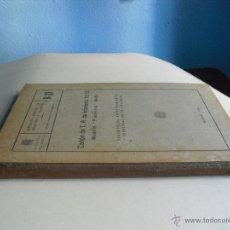 Militaria: CAÑON DE TR DE INFANTERIA 75/13 MODELO PLACENCIA 1945 DIRECCION GENERAL DE INDUSTRIA Y MATERIAL. Lote 46899971