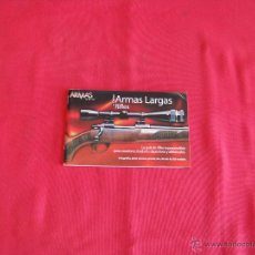 Militaria: CATALOGO ARMAS LARGAS,ARMAS. Lote 46969808
