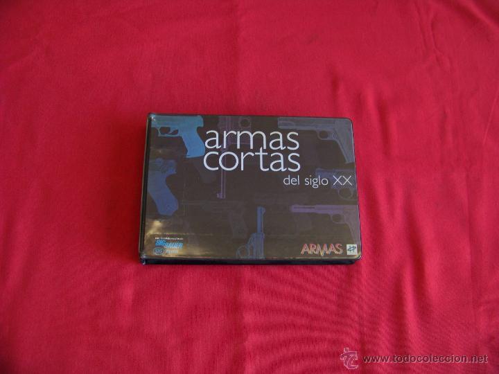 ARMAS CORTAS DEL SIGLO XX,ARMAS (Militar - Libros y Literatura Militar)