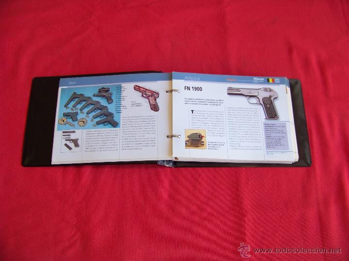 Militaria: armas cortas del siglo xx,armas - Foto 2 - 46970400