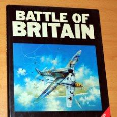 Militaria: LIBRO EN INGLÉS: BATTLE OF BRITAIN (LA BATALLA DE INGLATERRA) - BY NORMAN FRANKS - BISON GROUP 1990. Lote 47233592
