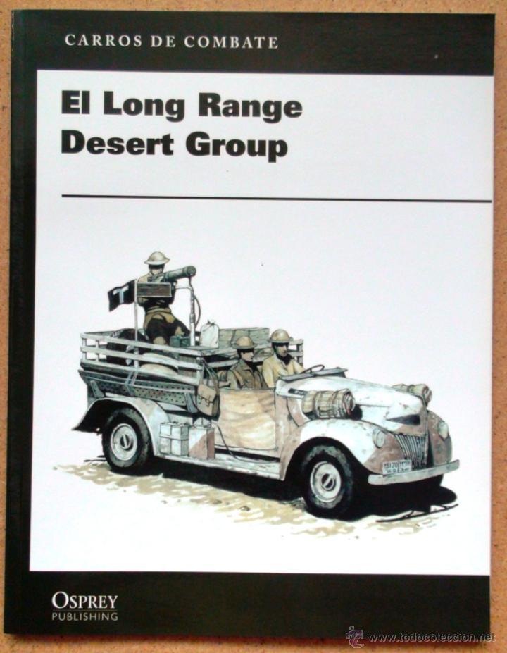 El Long Range Desert Group Osprey Rba Verkauft Durch