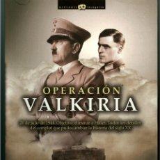 Militaria: OPERACIÓN VALKIRIA - JESÚS HERNÁNDEZ (NUEVO). Lote 47507932