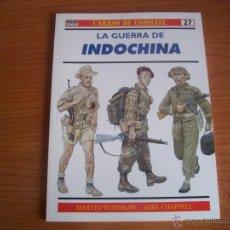 Militaria: OSPREY, CARROS DE COMBATE Nº 27 - LA GUERRA DE INDOCHINA. Lote 56693918