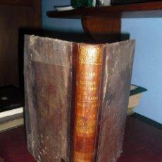 Militaria: 1859 HISTORIA ORGANICA DE LAS ARMAS DE INFANTERIA Y CABALLERIA DEL CONDE DE CLONARD TOMO XIV. Lote 48615131