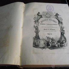 Militaria: 1855 HISTORIA ORGANICA DE LAS ARMAS DE INFANTERIA Y CABALLERIA DEL CONDE DE CLONARD TOMO VII. Lote 48831665