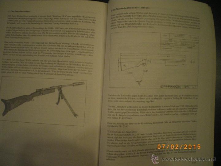 Militaria: LIBRO GRANADAS DE FUSIL ALEMANAS 1ª Y 2ª GM - Foto 2 - 48877144